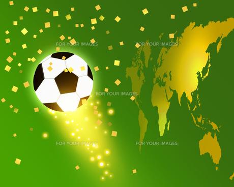 ワールドカップの写真素材 [FYI00275414]
