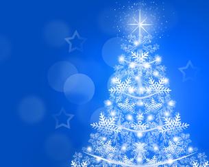 クリスマスツリーの写真素材 [FYI00275417]