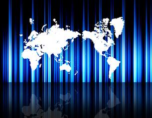 世界地図の写真素材 [FYI00275452]