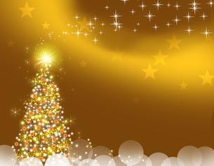 クリスマスツリーの写真素材 [FYI00275455]