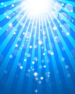 青の光の写真素材 [FYI00275459]