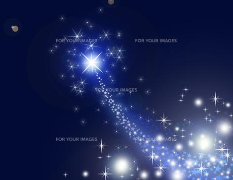 流星の写真素材 [FYI00275498]