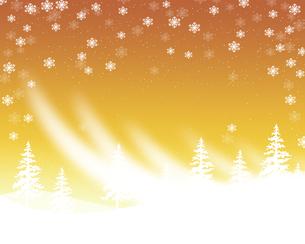 クリスマス風景の写真素材 [FYI00275582]