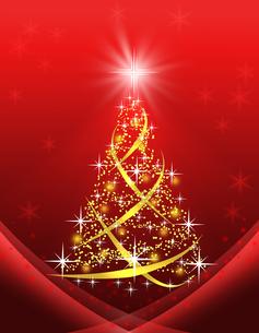 クリスマスツリーの写真素材 [FYI00275594]