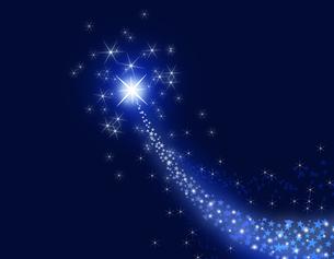 彗星の写真素材 [FYI00275596]