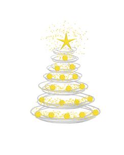 クリスマスツリーの写真素材 [FYI00275614]