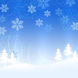 クリスマス風景の写真素材 [FYI00275632]