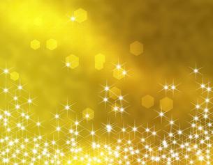 ゴールド背景の写真素材 [FYI00275657]