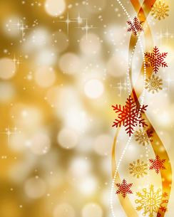 クリスマス飾りの写真素材 [FYI00275664]