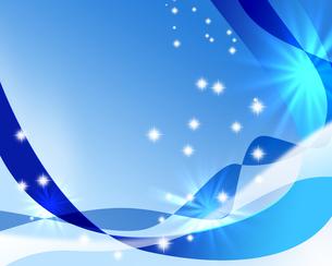 青の背景の写真素材 [FYI00275671]