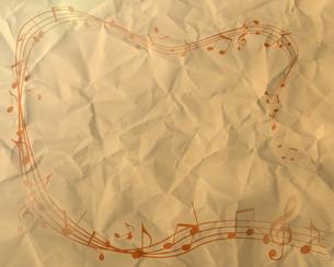 古い楽譜の写真素材 [FYI00275676]