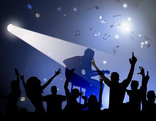 コンサートの写真素材 [FYI00275684]