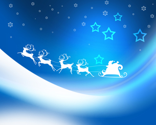 クリスマス模様の写真素材 [FYI00275695]