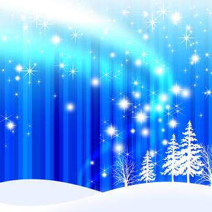 クリスマス風景の写真素材 [FYI00275714]