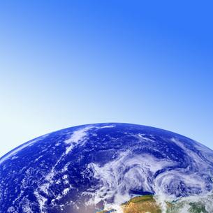 地球の写真素材 [FYI00275725]