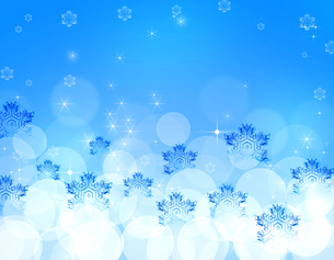 雪の結晶の写真素材 [FYI00275732]