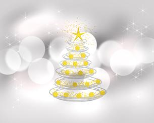 クリスマスツリーの写真素材 [FYI00275744]