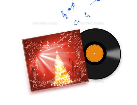 クリスマス音楽の写真素材 [FYI00275803]