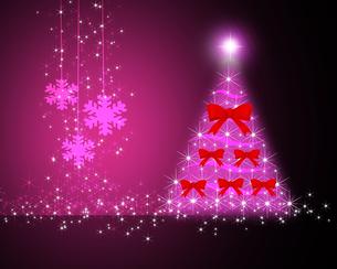 クリスマスツリーの写真素材 [FYI00275817]