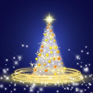 クリスマスツリーの写真素材 [FYI00275830]
