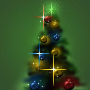 クリスマスツリーの写真素材 [FYI00275856]
