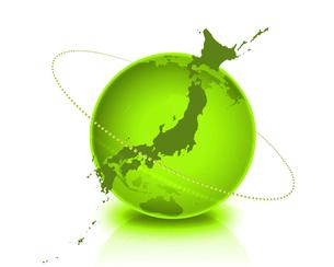 エコ日本の写真素材 [FYI00275887]