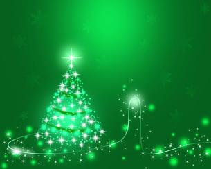 クリスマスツリーの写真素材 [FYI00275899]