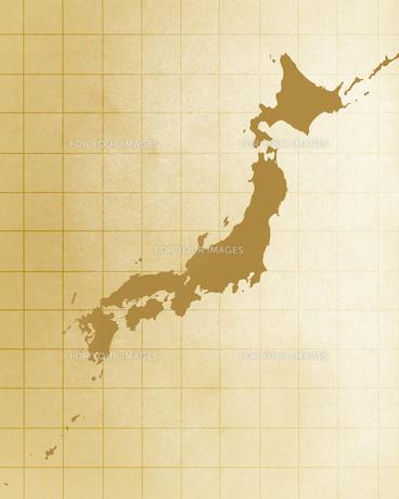 日本地図の写真素材 [FYI00275934]