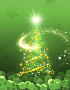 クリスマスツリーの写真素材 [FYI00275938]