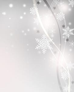 雪の結晶の写真素材 [FYI00275962]