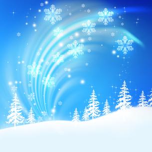 クリスマス風景の写真素材 [FYI00275965]