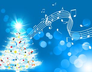 クリスマスソングの写真素材 [FYI00275976]