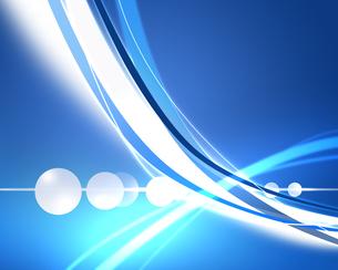曲線と円の写真素材 [FYI00275980]