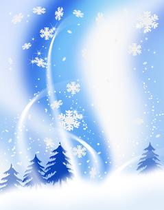クリスマス風景の写真素材 [FYI00275993]