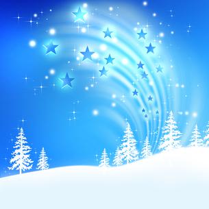 クリスマス風景の写真素材 [FYI00275997]