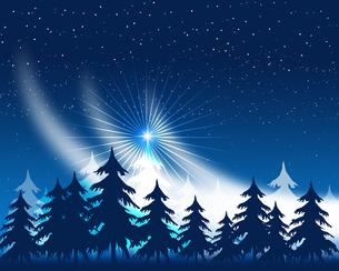 クリスマス風景の写真素材 [FYI00276001]