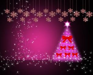 クリスマスツリーの写真素材 [FYI00276021]