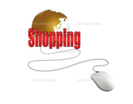 ネットショッピングの写真素材 [FYI00276065]