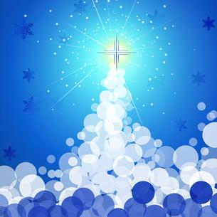 クリスマスツリーの写真素材 [FYI00276085]