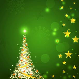 クリスマスツリーの写真素材 [FYI00276089]