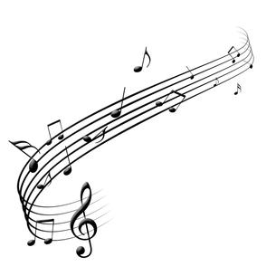 音楽の写真素材 [FYI00276214]