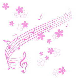 春の歌の写真素材 [FYI00276222]