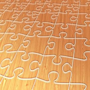 ジグソーパズルの写真素材 [FYI00276246]