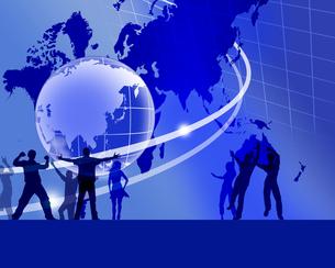 グローバルビジネスの写真素材 [FYI00276254]