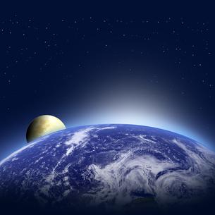 地球の写真素材 [FYI00276265]
