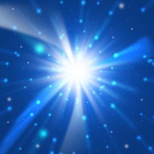 閃光の写真素材 [FYI00276292]