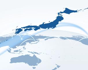 日本地図の写真素材 [FYI00276343]