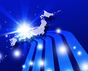 日本ビジネス躍進の写真素材 [FYI00276382]