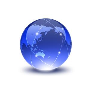 グローバルネットワークの写真素材 [FYI00276408]