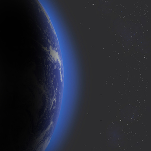 地球の写真素材 [FYI00276481]